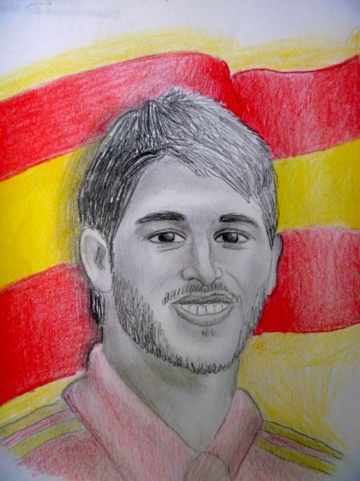 Sergio Ramos por saray